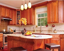 gorgeous new kitchen cabinets