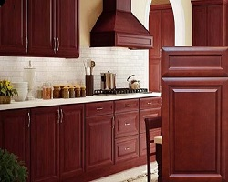 cheap cherry cabinets