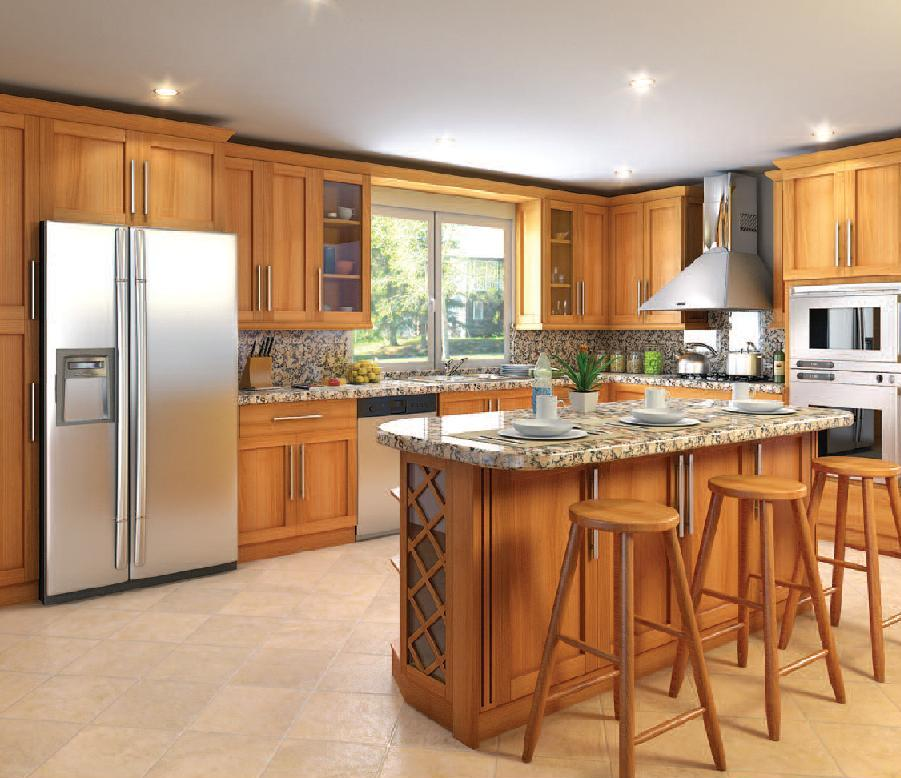 Miami Kitchen Cabinets: Cabinet Selection At The RTA Cabinet Mall
