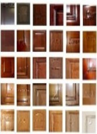 many different RTA kitchen cabinet door styles