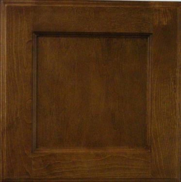 flat panel full overlay  w 5 piece drawer head
