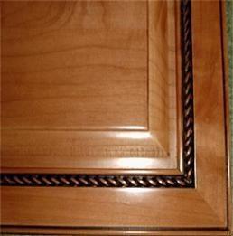 raised panel oak