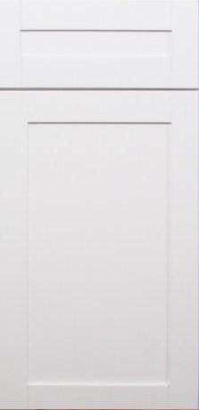 raised panel full overlay  w 5pc drawer head