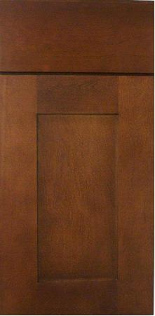 sanibel shaker door