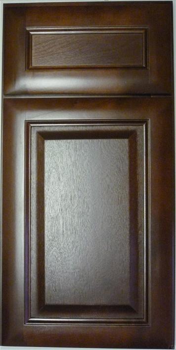 K-series builder rta cabinets - light toffee no frills