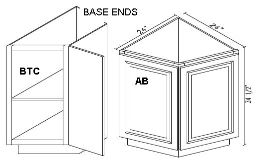 Base Ends