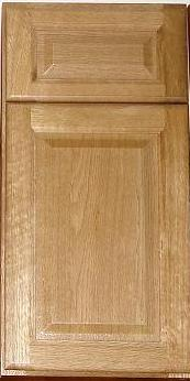 Oak Mini Front RTA Kitchen Cabinet Sample